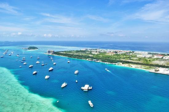Лучшие пляжи на Мальдивах с GlobeSailor